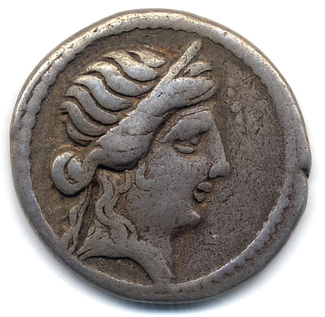Caesar A Historical Overview The Coins Of Julius Caesar